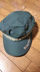 marmotの帽子です。