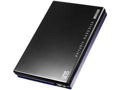 新品★IOデータ製 ポータブルハードディスク 1TB!★USB3.0対応