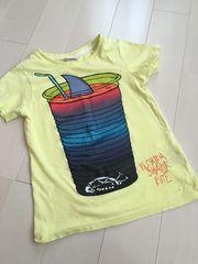 H&M☆Tシャツ★110〜/used