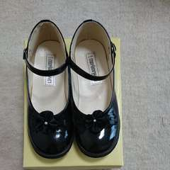 可愛い黒のお出掛け靴☆20cm☆入学式や発表会などに☆激安☆