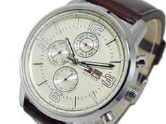 トミー ヒルフィガー  クオーツ メンズ 腕時計 1710337