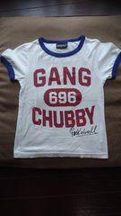 チャビーギャング 半袖Tシャツ