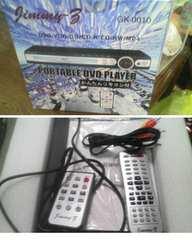 PORTABLE DVD PLAYER 難有り