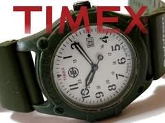 極レア 1スタ★タイメックス/TIMEX EXPEDITION アーミー腕時計