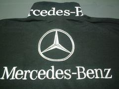 必見★激安★Mercedes‐Benz★ポロシャツ★L★黒★新品★SALE★