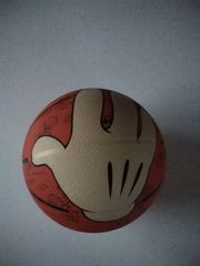 超レアミッキーバスケットボール