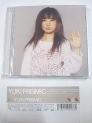 (CD)YUKI/ユキ☆PRISMIC帯付きフルアルバム即決価格