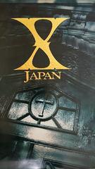 X JAPAN ポスター ロゴ YOSHIKI hide ToshI HEATH