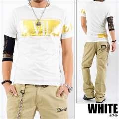 メール便送料無料【DELTA】Tシャツ70628新品白金XL