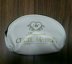 CECIL McBEE★ポーチ★雑誌の付録★セシルマクビー