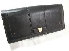 ◆本物確実正規マリクレール レザー製長財布