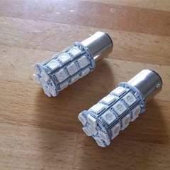 LEDブレーキランプ S25ダブル球 シングル球 送料無料