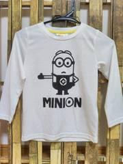 :新品:送料無料:size120cm:ミニオンTシャツ: