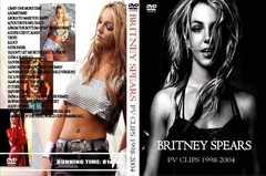 ≪送料無料≫Britney Spears BEST PV'98-'04 ブリトニープロモ集