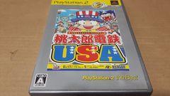 PS2☆桃太郎電鉄USA☆