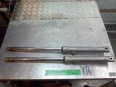 AC09-1013…JAZZ ジャンク 旧車 フロントフォーク おまけ付き