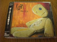 KORN CD イシューズISSUES