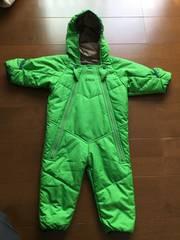 AIGLE☆ベビー中綿ジャンプスーツ☆サイズ80