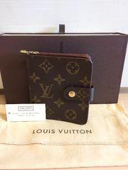 1円 ◆正規品◆ 超美品 ◆ ルイヴィトン モノグラム 財布