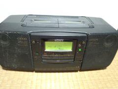 ソニー ZS-6 CDラジカセ ジャンク
