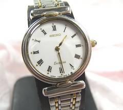 500スタ★本物正規セイコーエクセリーヌ レディース腕時計7320-0380