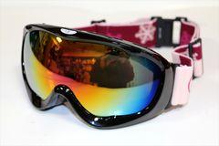 OP スノーゴーグル スキー スノーボード OPS-615-1(BLACK)