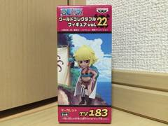 ワンピース コレクタブルフィギュア vol.22 TV183 マーガレット