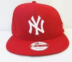 CA3364)NEWERA「NEWYORK YANKEES」スナップバックキャップ