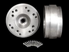 4stジャイロX マルチスペーサー6穴ボルト付き