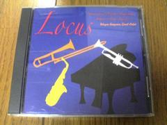 CD LOCUS ICU ビッグバンドジャズ