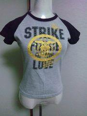 ★美品★M★半袖Tシャツ★グレーと黒★