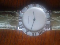 ★正規品ティファニーの腕時計で美品です☆