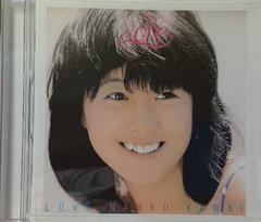 河合奈保子   LOVE    CD