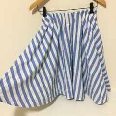 #POU DOU DOUボーダースカート