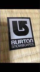 BURTON/バートン ステッカー