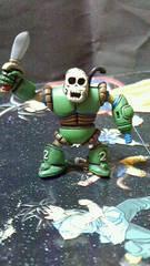 ドラ消し フルペイント 海賊ロボ  宝の番人  コレクタブル  塗装済完成品