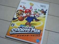 送料込み・Wii・スーパーマリオスポーツミックス