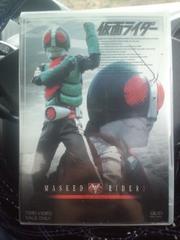 仮面ライダー2号!二号ライダー!二枚組DVD!石ノ森章太郎