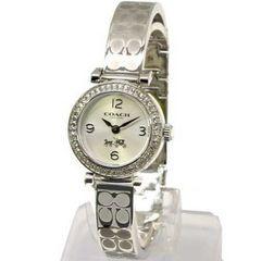 コーチ 14502201 シグネチャーバングルブレス、 レディス腕時計