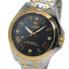 ジョンハリソン ソーラー 電波時計 メンズ 腕時計 JH-086GB
