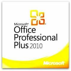Microsoft Office2010professional plus インストールディスク