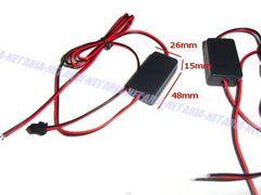 24v車用/LED字光式ナンバープレート用イグナイター2個/交換用