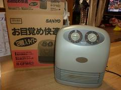 SANYO お目覚め快適 セラミックファンヒーター R-CF16