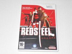 Wii★RED STEEL 海外版(国内本体動作不可)