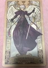 FGO  Fate ギャラハッド C94 タロットカード