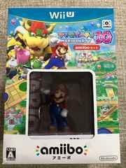 マリオパーティ10 amiiboセット 新品未開封 WiiU