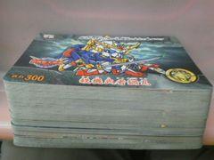SDガンダム戦国伝カード80枚詰め合わせ福袋