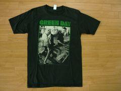 送料180円 GREEN DAY グリーンデイ Tシャツ 黒 L
