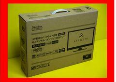 激安★16V型地上デジタルハイビジョン外付けHDD録画対応液晶テレビ