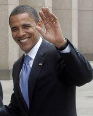米軍基地内PX品 オバマ 当選TシャツM